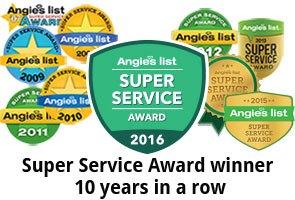 Super Service Logos - 2016