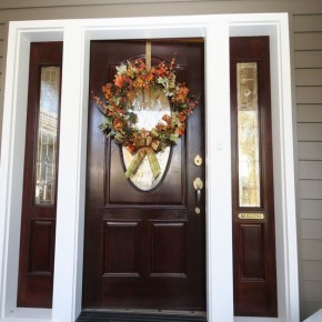 Beaverton exterior door Finishing 004