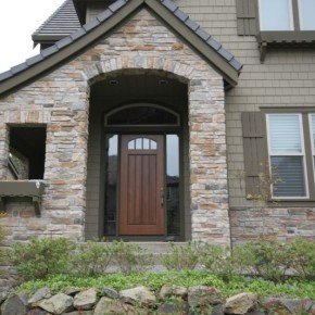 Beaverton exterior door finishing 003