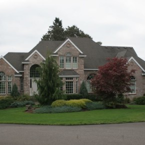 Beaverton Exterior painting project 007