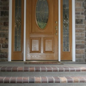 Hillsboro exterior door finishing 001