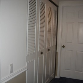 Tigard interior door finishing 001
