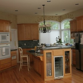 Cabinet Refinishing Beaverton Oregon 167