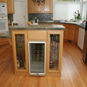 Cabinet Refinishing Beaverton Oregon 169