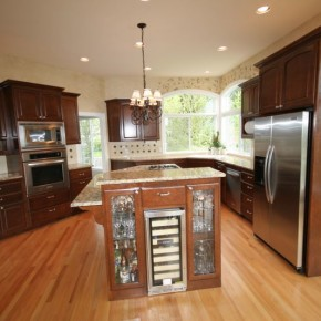 Cabinet Refinishing Beaverton Oregon 171
