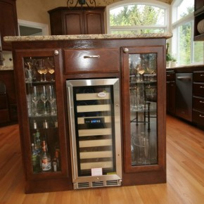 Cabinet Refinishing Beaverton Oregon 176