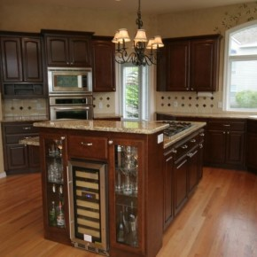 Cabinet Refinishing Beaverton Oregon 177