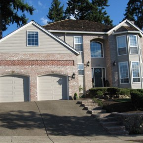 Beaverton Exterior painting project 008