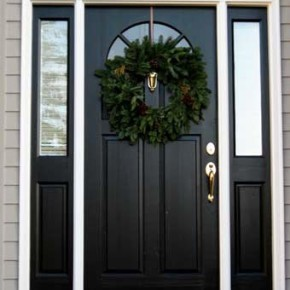 Beaverton exterior door painting 002