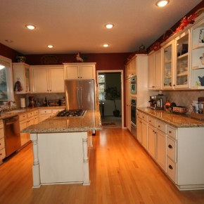 Cabinet Refinishing Beaverton Oregon 185