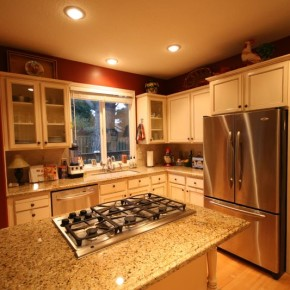Cabinet Refinishing Beaverton Oregon 192