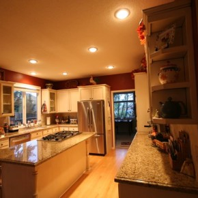 Cabinet Refinishing Beaverton Oregon 193