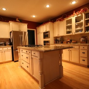 Cabinet Refinishing Beaverton Oregon 194