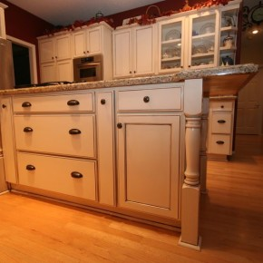 Cabinet Refinishing Beaverton Oregon 195
