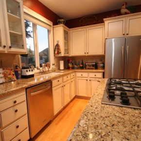 Cabinet Refinishing Beaverton Oregon 196