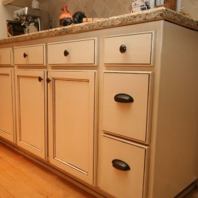 Cabinet Refinishing Beaverton Oregon 197