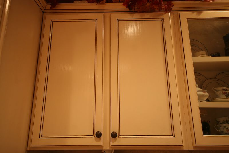 Cabinet Refinishing  Residential  Commercial Painting Services
