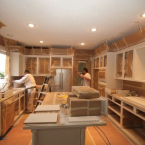 Cabinet Refinishing Beaverton Oregon 184