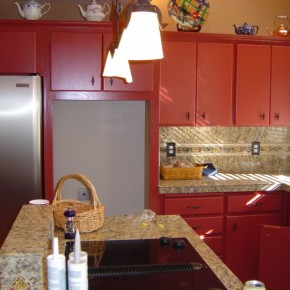 Cabinet Refinishing Beaverton Oregon 94