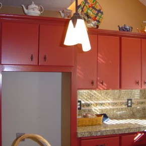 Cabinet Refinishing Beaverton Oregon 96