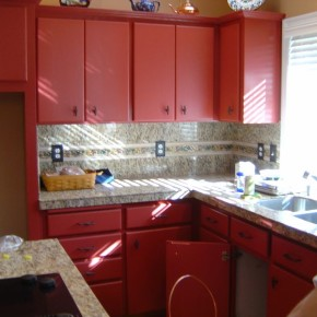 Cabinet Refinishing Beaverton Oregon 97