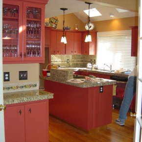 Cabinet Refinishing Beaverton Oregon 98