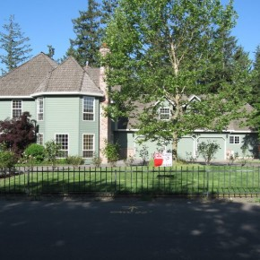 Beaverton Exterior painting project 012