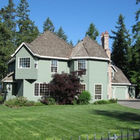 Beaverton Exterior painting project 013