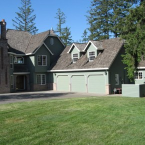 Beaverton Exterior painting project 014