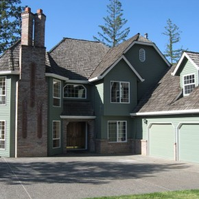 Beaverton Exterior painting project 015
