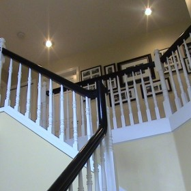 stairway painting project, Beaverton, OR 013