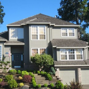 Beaverton Exterior painting project 009