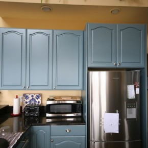 Cabinet Refinishing in Beaverton Oregon 1